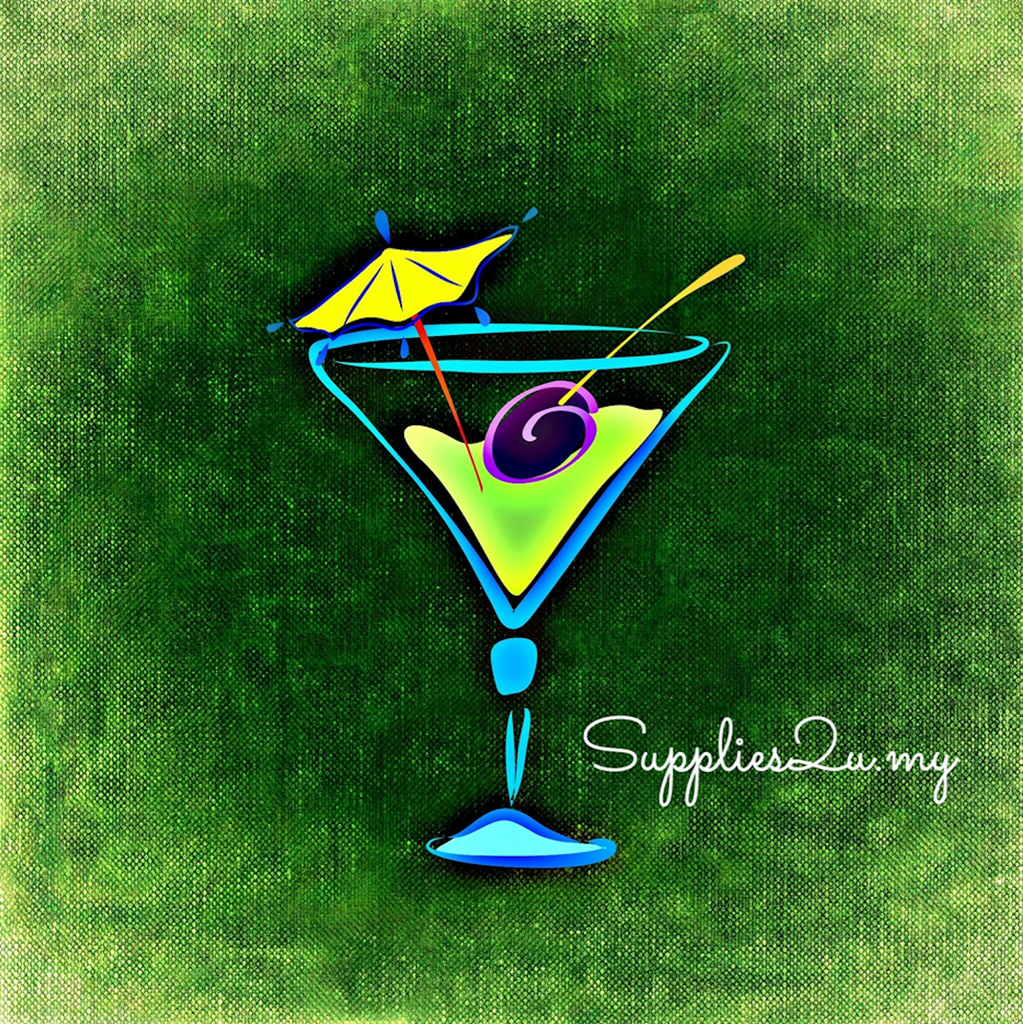 Give your Drinks a Makeover with these Drink Garnishes, Supplies2u.my