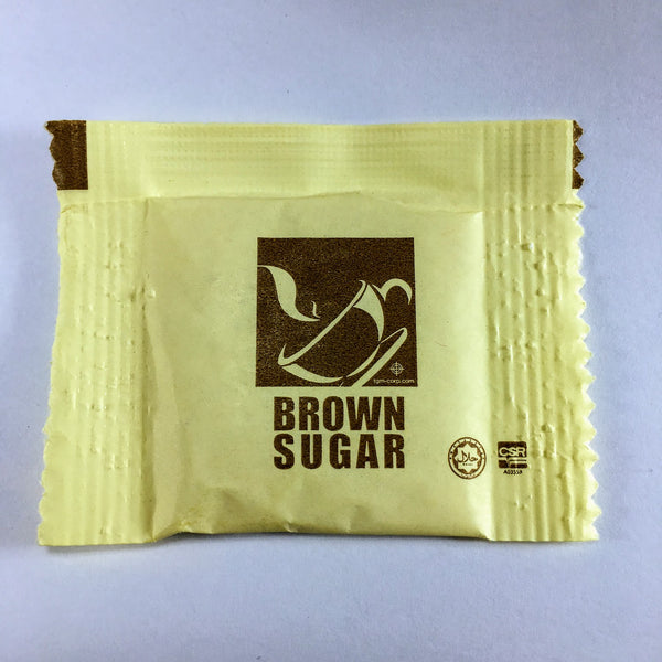 Brown Sugar Sachet Design 1 supplies2u.my Malaysia