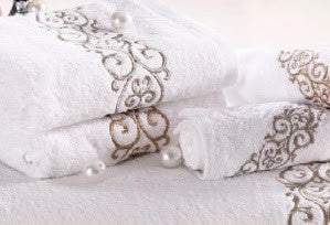 Plain EMB Towels