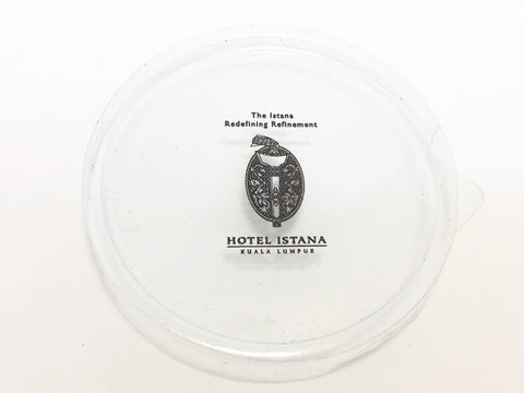 GLASS COVER - PLASTIC - 85MM