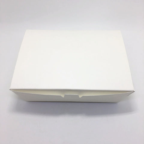 TAKEAWAY BOXES - Medium Lunch Box (With Printing)