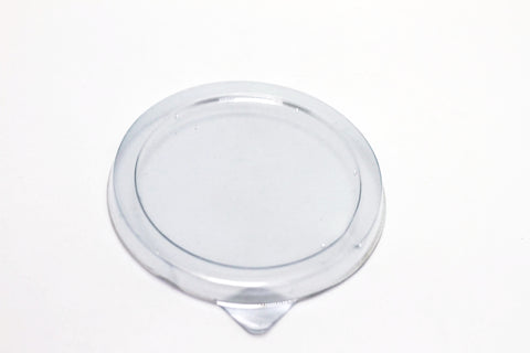 GLASS COVER - PLASTIC - 82MM