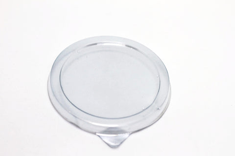 GLASS COVER - PLASTIC - 80MM