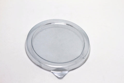 GLASS COVER - PLASTIC - 75MM
