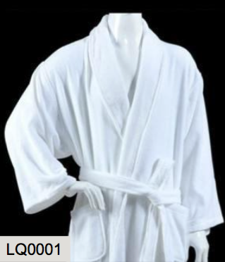 BATH ROBES - Shawl Collar