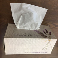 TISSUE BOX (With Tissue Paper) - Paper (Rectangle)