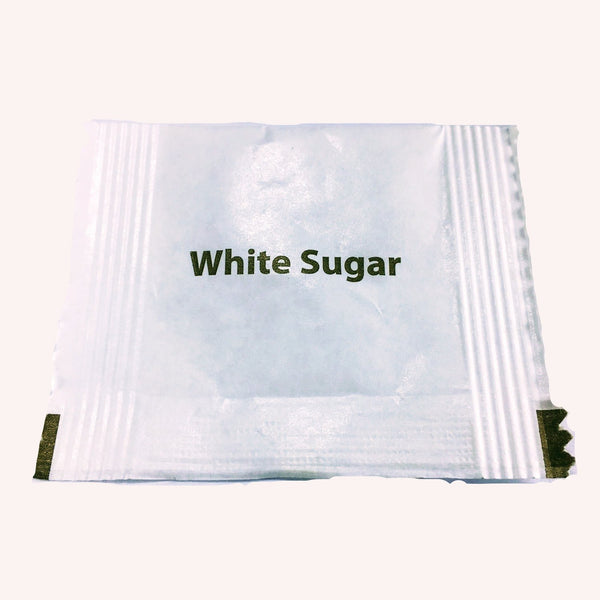 White Sugar Sachet Design 3 supplies2u.my Malaysia