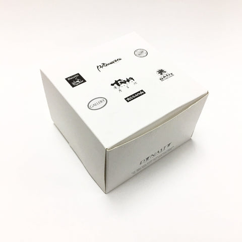 "CAKE BOXES - 4.5"" x 4.5"" x 3"" Inches (White or Brown Card)"