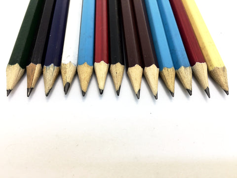 "PENCIL - 7"" Inch - Dipped Top"