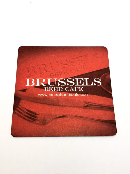 COASTERS - Pulp Board - Offset Printing