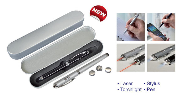 4 In 1 Laser Pointer Pen
