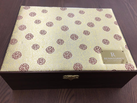Moon Cake Premium Wood Box