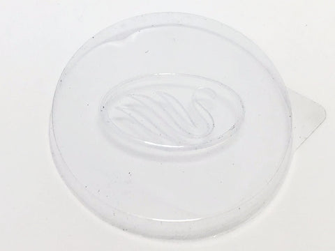 GLASS COVER - PLASTIC - 95MM