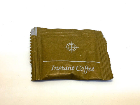 SACHETS - INSTANT COFFEE