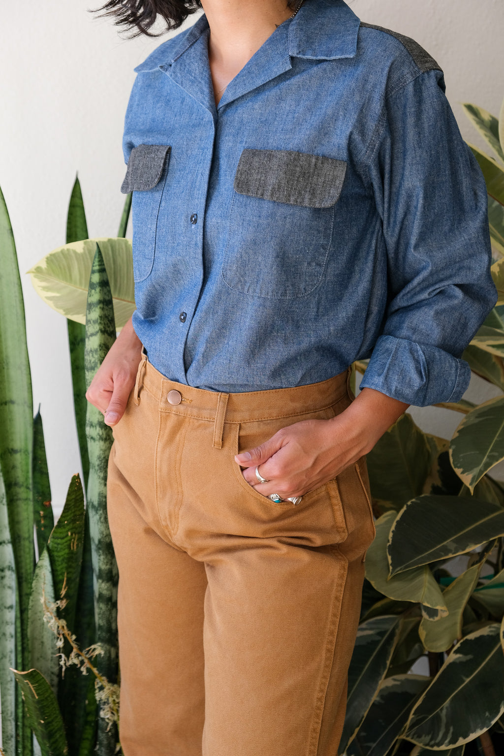 Louis Chambray Shirt