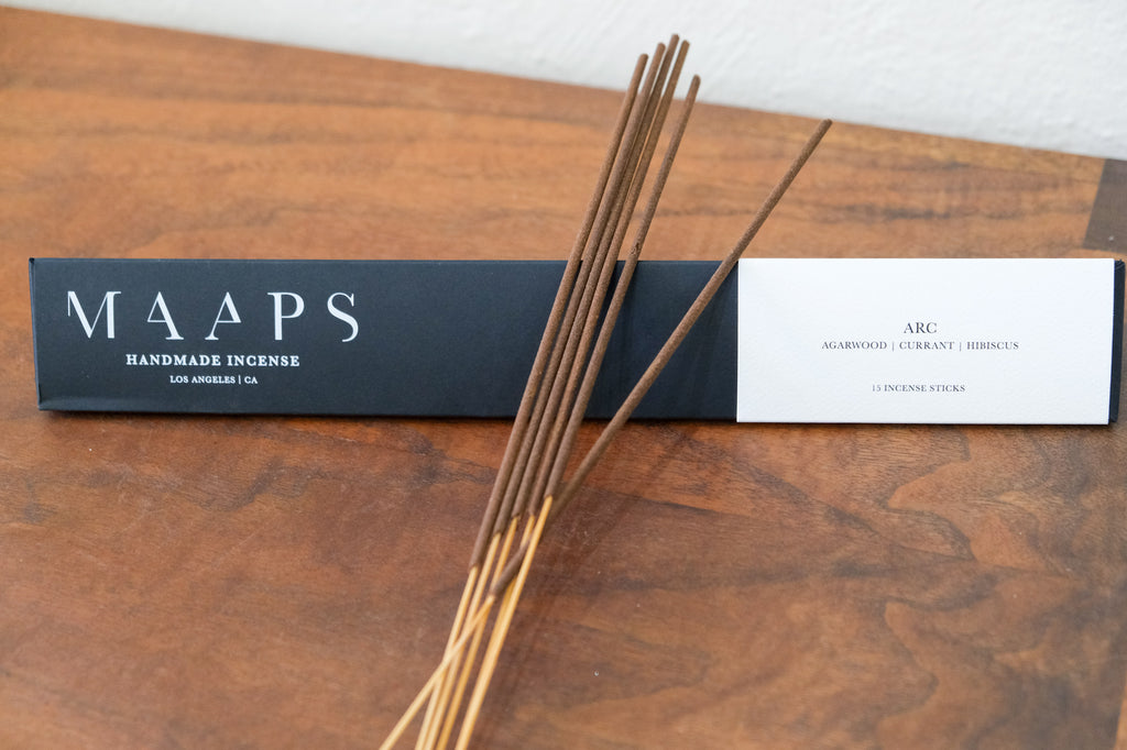Maaps Incense in Arc