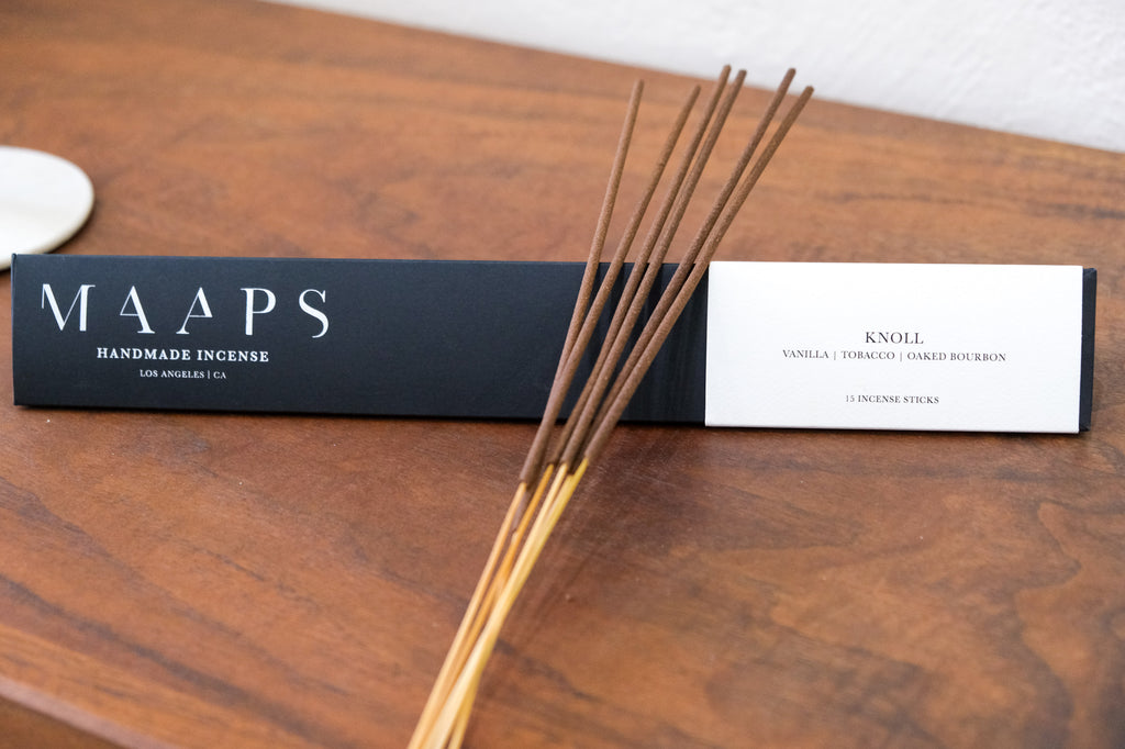 Maaps Incense in Knoll