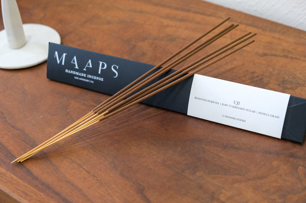 Maaps Incense in Uji