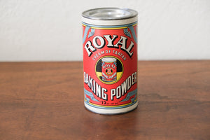 Vintage Royal Baking Tin