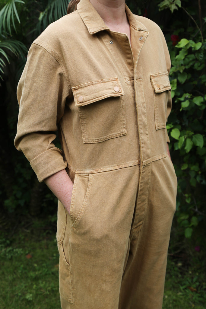 I And Me Boilersuit in Spice