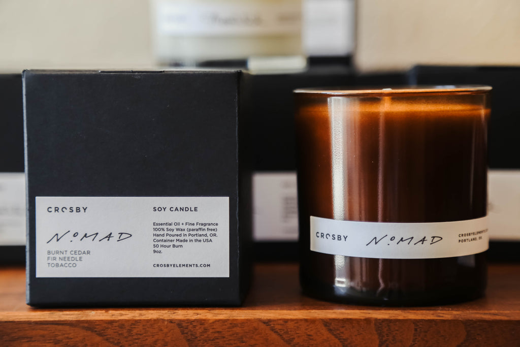Crosby Soy Candle - Nomad