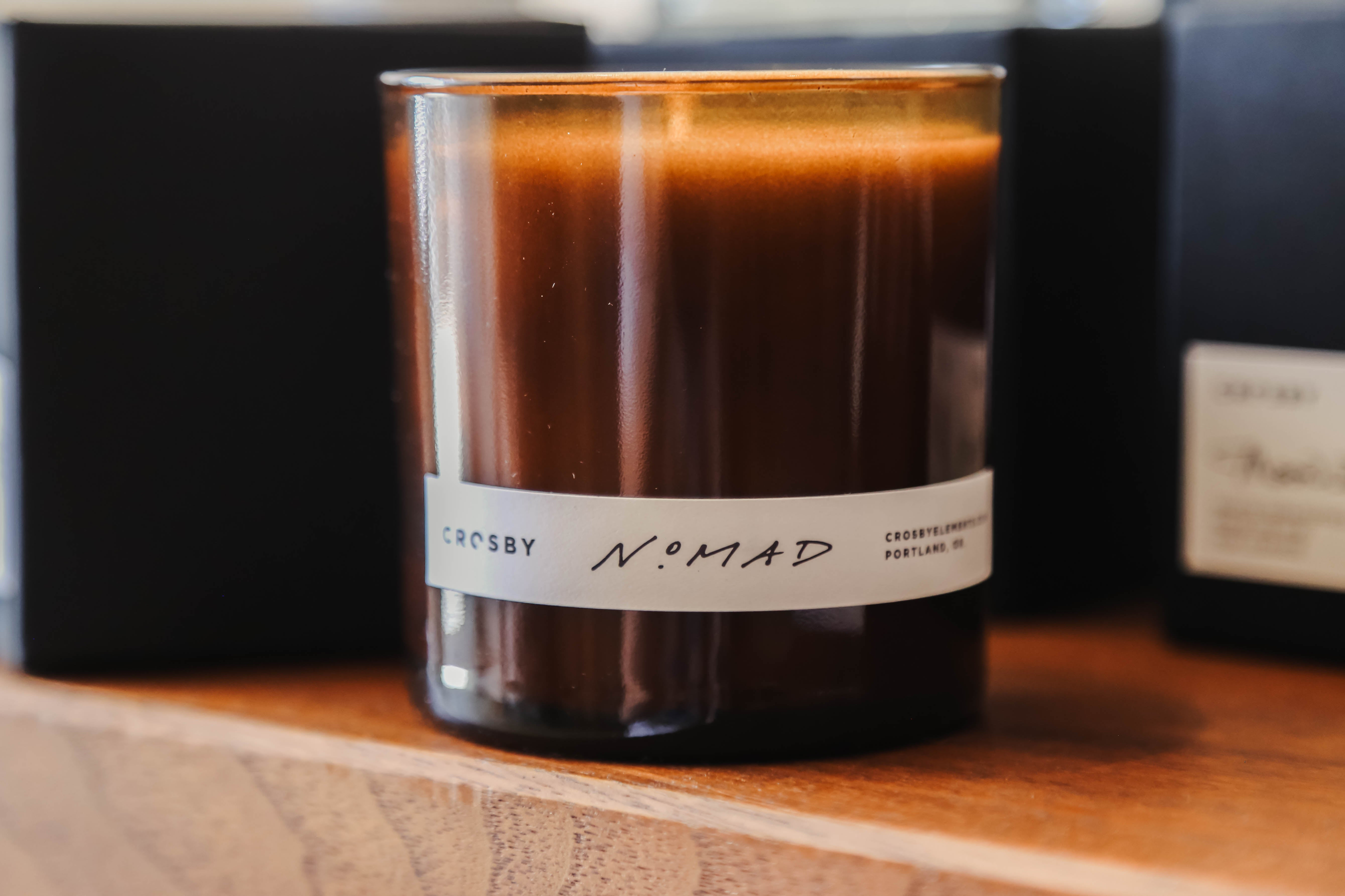 Soy Candle - Nomad