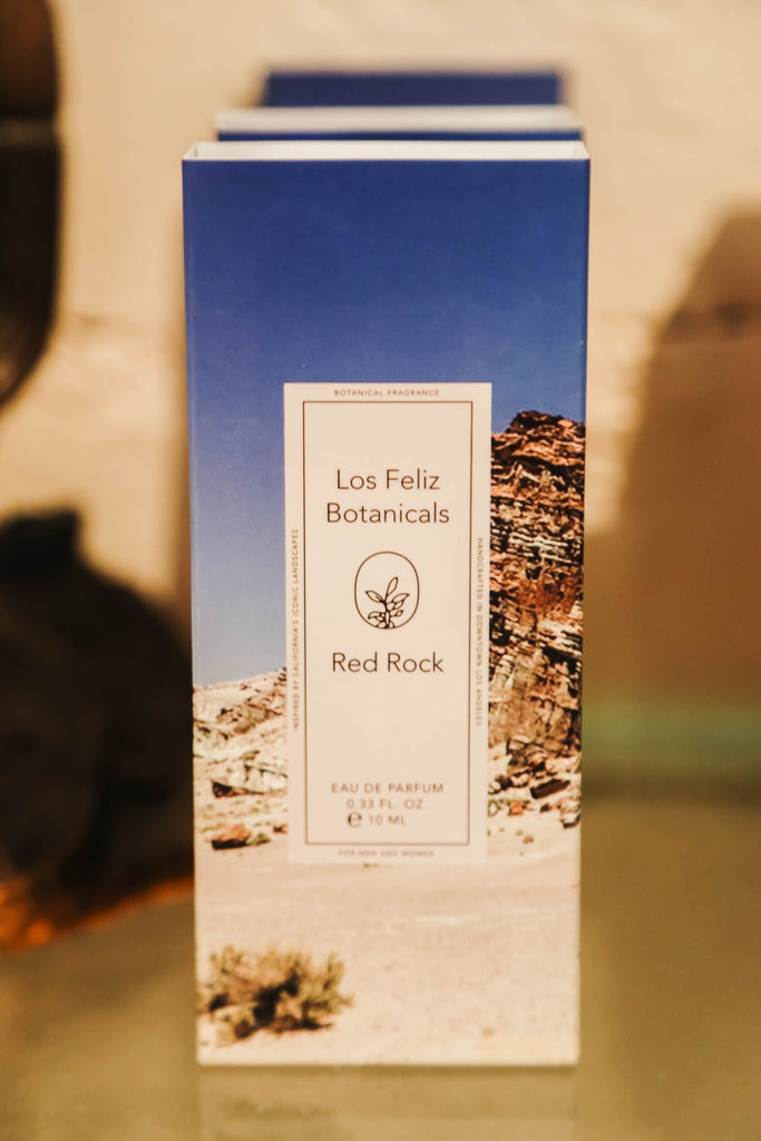 Los Feliz Botanicals Perfume - Red Rock