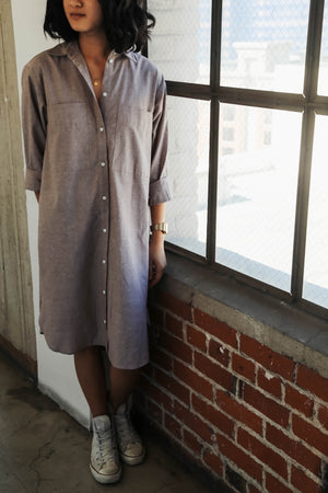Roadtrip Shirtdress