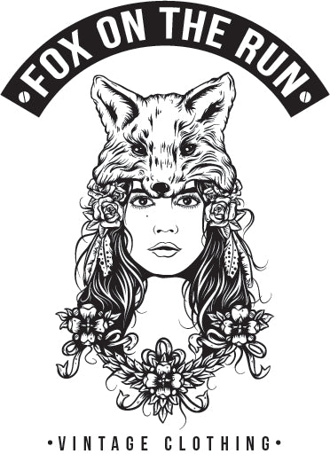 Fox on the Run Vintage shop