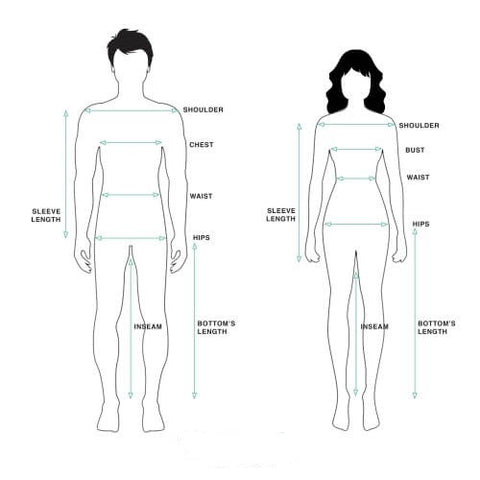How to Measure Yourself for Vintage Clothing