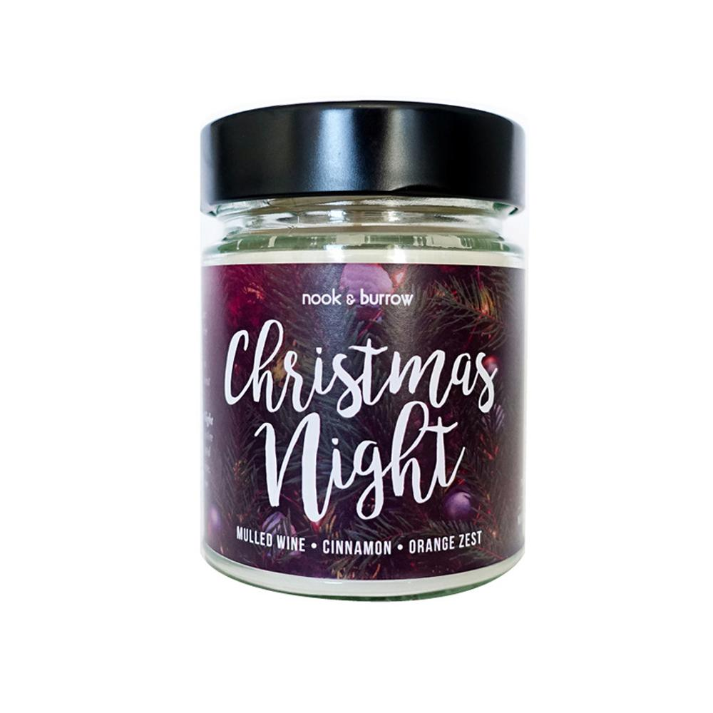 Christmas Night | candle