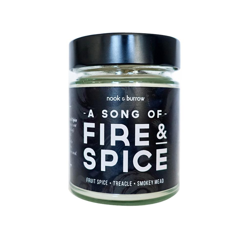 Fire & Spice, A Song Of | candle