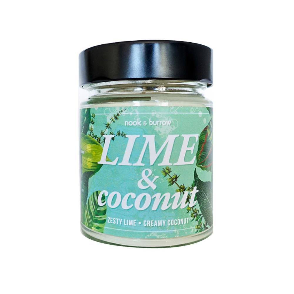 Lime & Coconut | candle