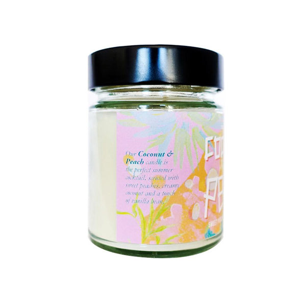 Coconut & Peach | candle
