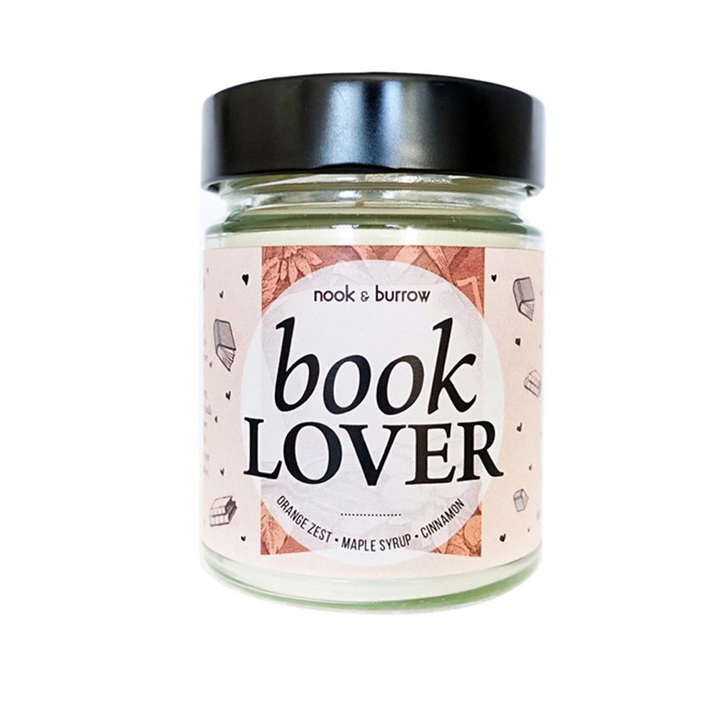 Book Lover | candle