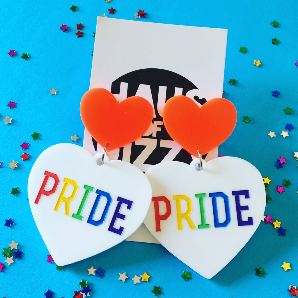 Pride Earrings