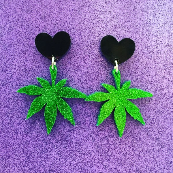 420 Earrings
