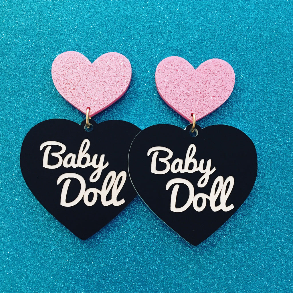 Babydoll Earrings
