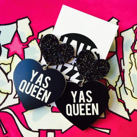 Yas Queen Earrings