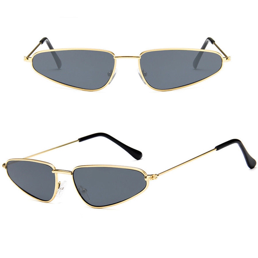Retro Matrix style sunglasses