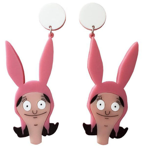 Louise Belcher Earrings