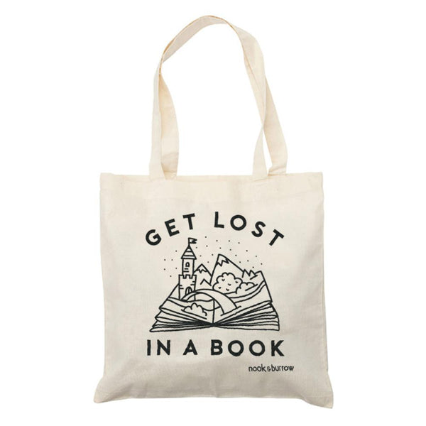 Get Lost In A Book | tote bag