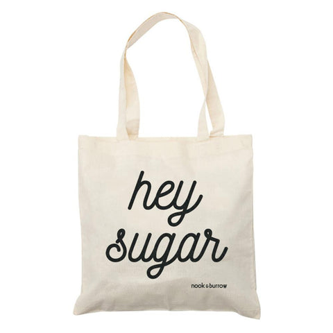 Hey Sugar | Tote Bag