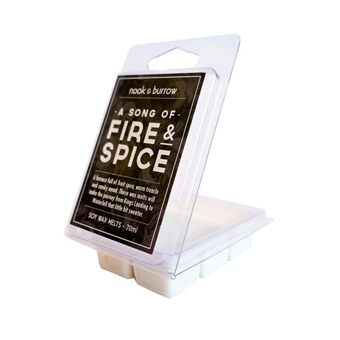 Fire & Spice | wax melts