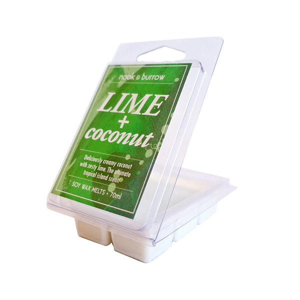 Lime & Coconut | wax melts