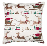 Cushion Cover - Santa Claus - Multicolor
