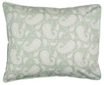 Pillowcase - Big Paisley® - Sea Foam