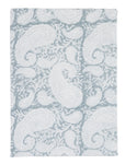 Big Paisley® kitchen towels in Cashmere Blue