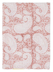 Kitchen Towel Set - Big Paisley® - Fuchsia Rose