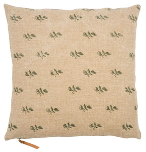 Cushion Cover - Bud - Green